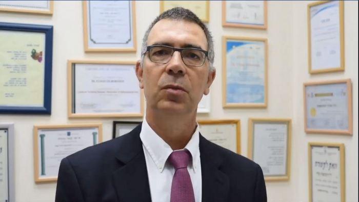 פרופסור אלדד זלברשטיין - תעודות